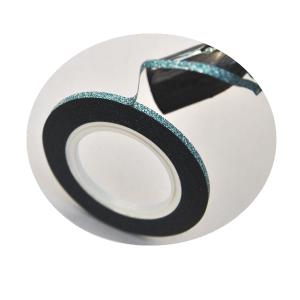 blau glitter-2mm