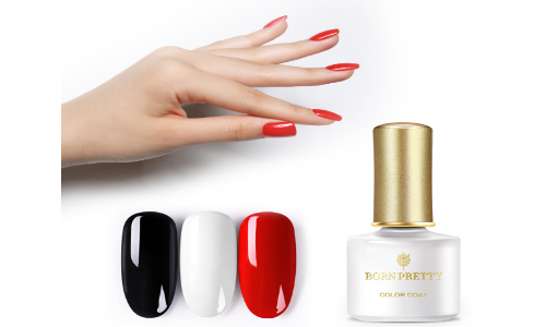 BORN PRETTY Base Coat Top Coat Soak-off UV Gel Polish