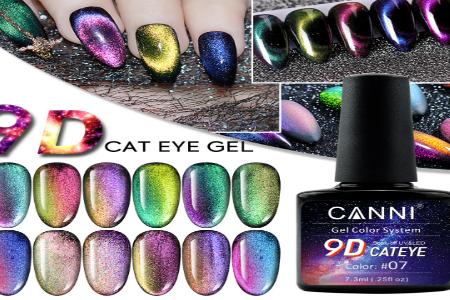 Canni Cat Eye 9d